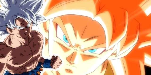 Dragon Ball Super Saiyan 4 Gogeta Ultra Instinct