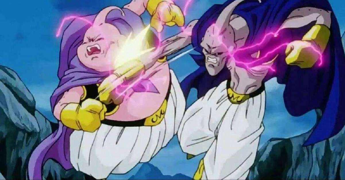 Dragon Ball Z Evil Buu Real Life