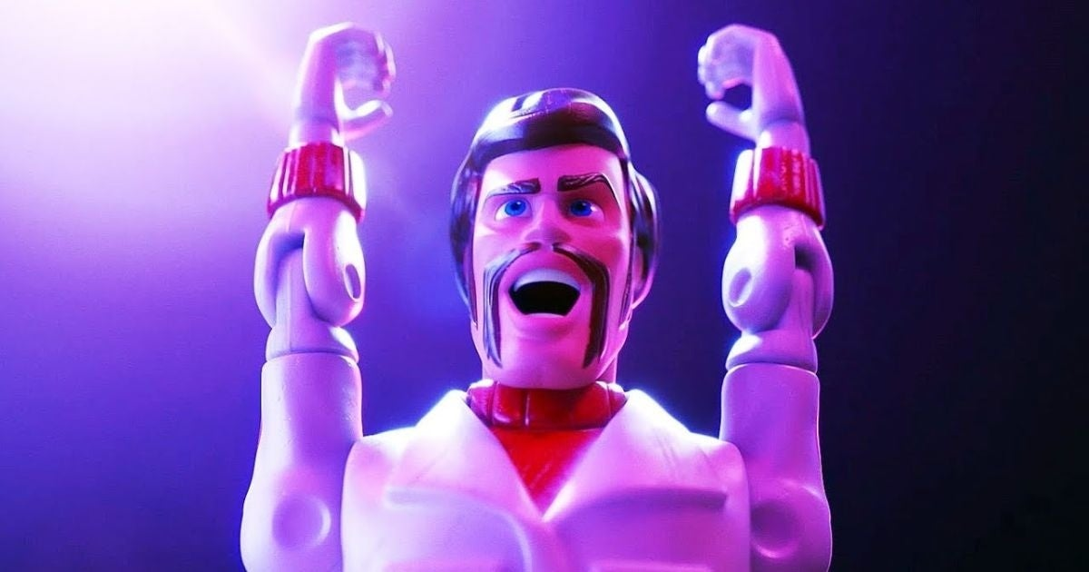 duke caboom toy story 4 evel knievel lawsuit