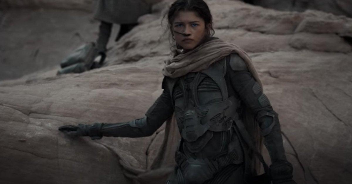 dune movie 2020 zendaya