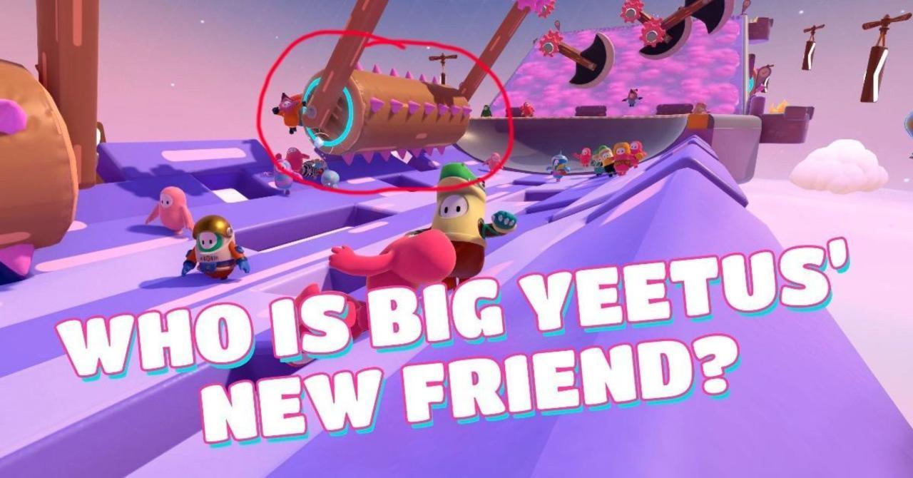Fall Guys Reveals New Season 2 Level Featuring Big Yeetus'