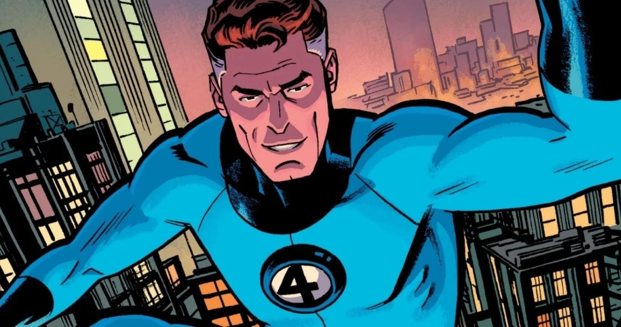fantastic four reed richards