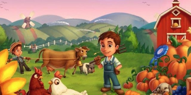 FarmVille Ending Closing Shutting Down on Facebook