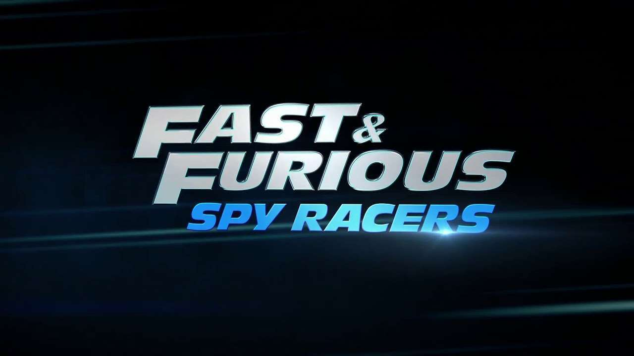 fast and furious spy racers logo