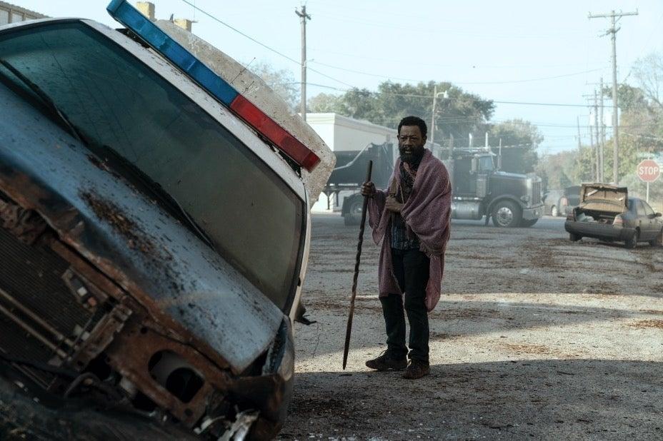 Fear the Walking Dead Morgan Lennie James 601