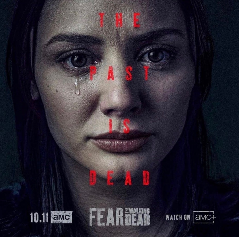 Fear The Walking Dead Season 6 Sherry Christine Evangelista