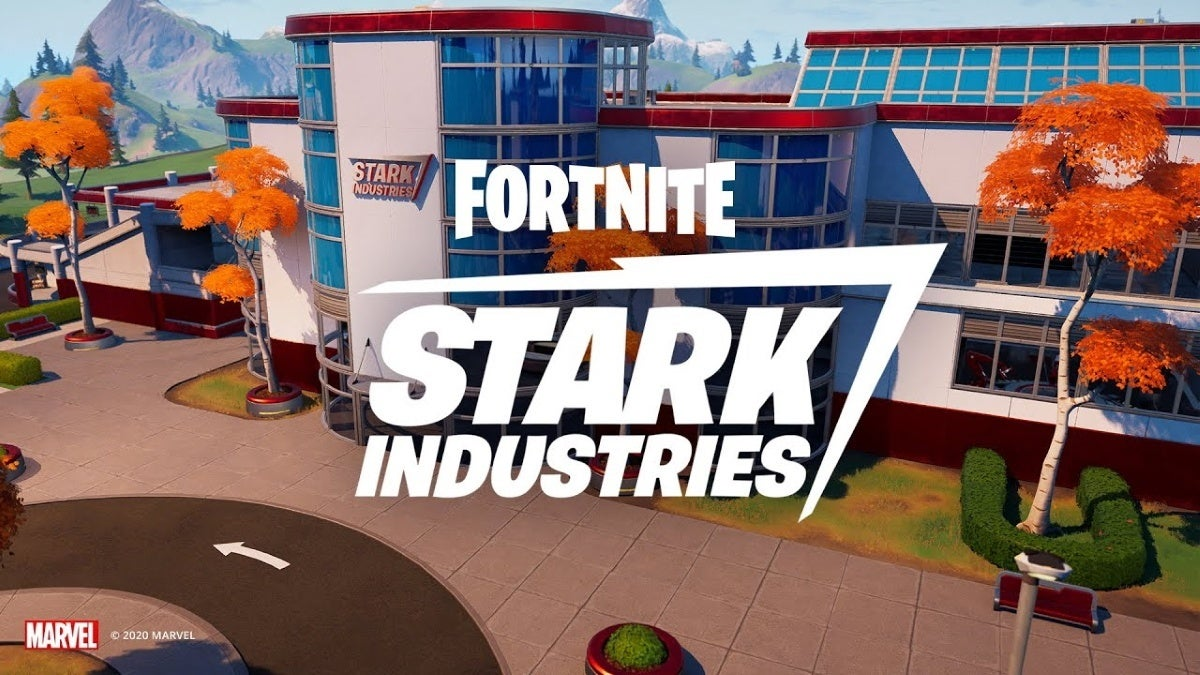 fortnite stark industries new cropped hed