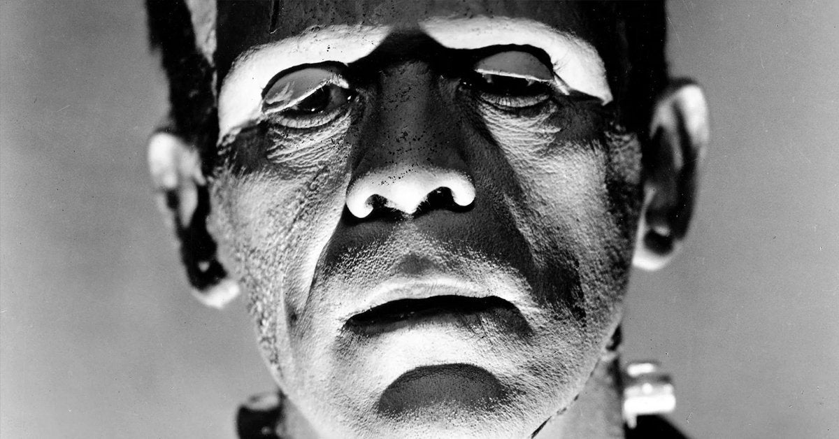 frankenstein monster boris karloff 1931