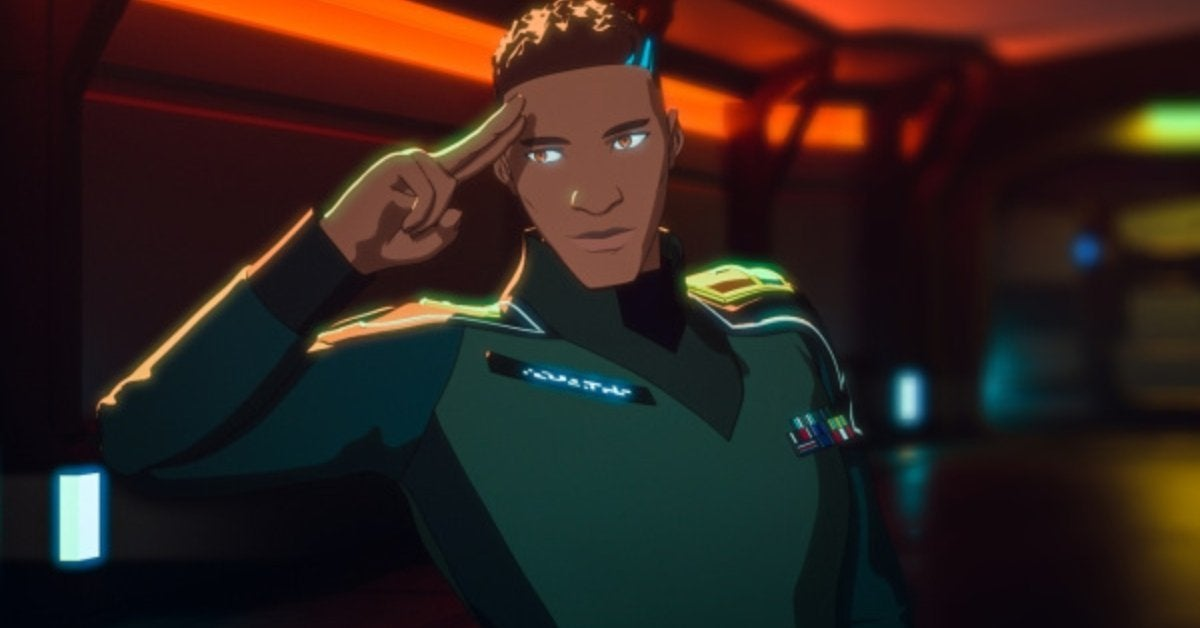 genLOCK Season 2 Writers Room Changes Michael B Jordan Anime Rooster Teeth HBO Max