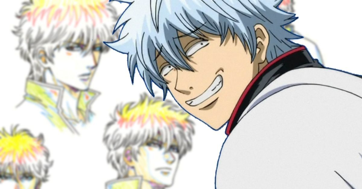 Gintama The Final Movie Character Designs