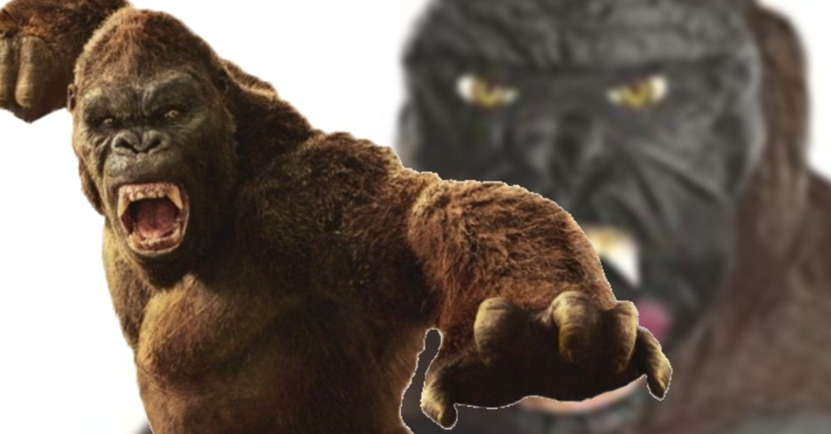 Godzilla vs Kong Halloween Costumes