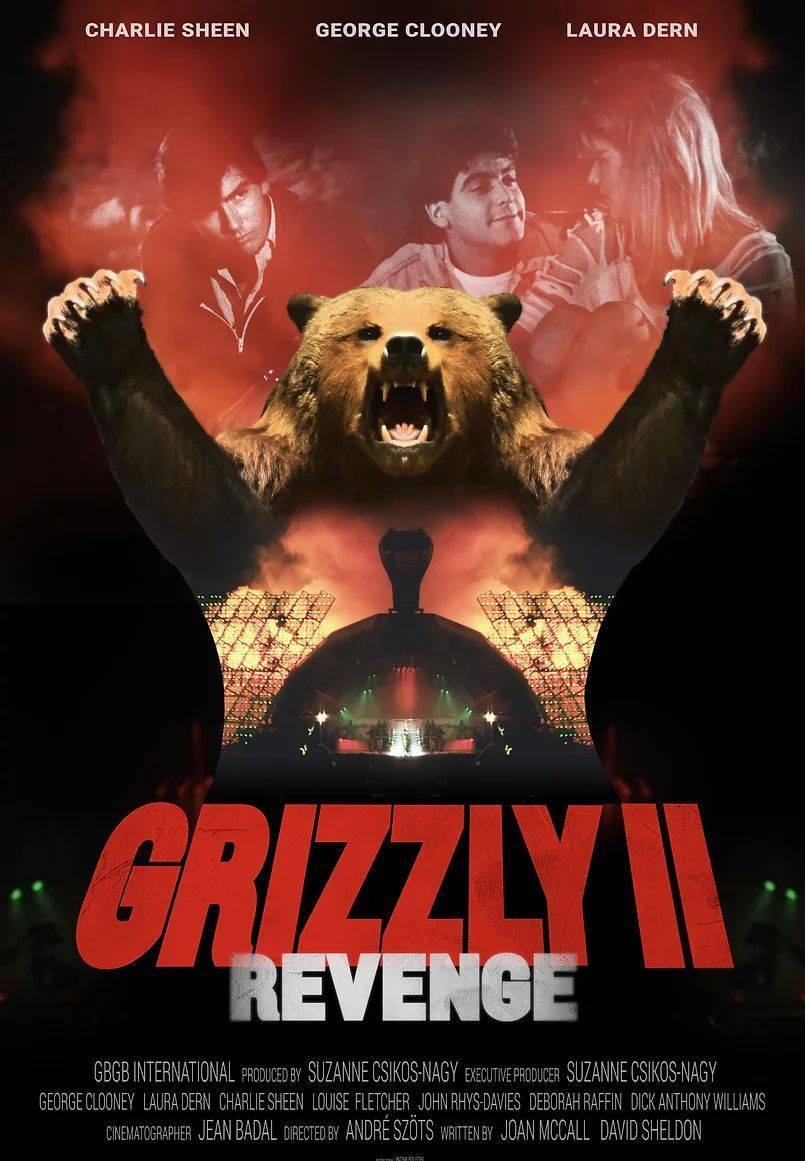 grizzly 2 movie