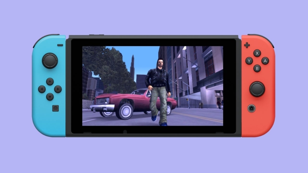 GTA 3 Ported to Nintendo Switch, But Not by Rockstar Games - ComicBook.com