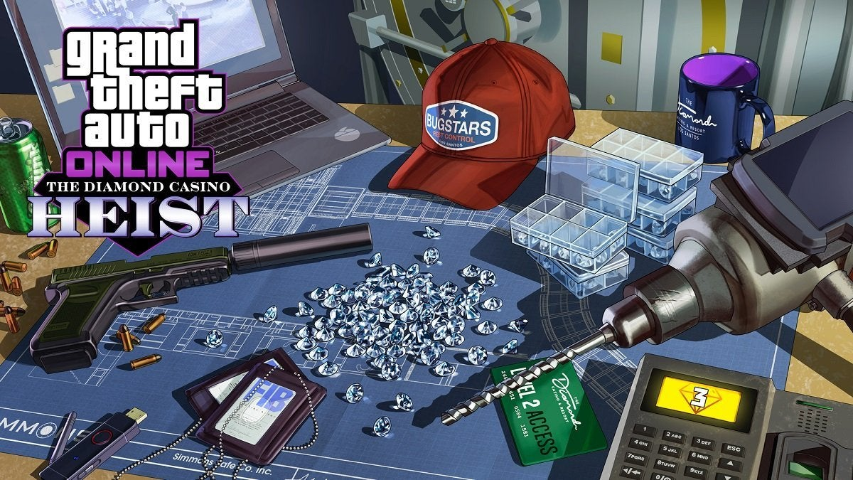 GTA Online Diamonds