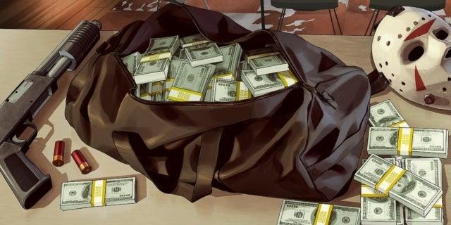 GTA Online Rewards