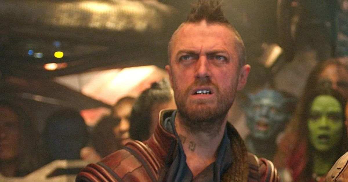 Guardians of the Galaxy Kraglin Sean Gunn