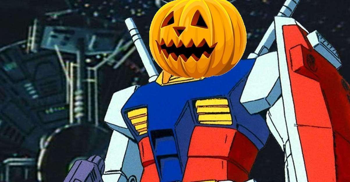 Gundam Halloween Cafe