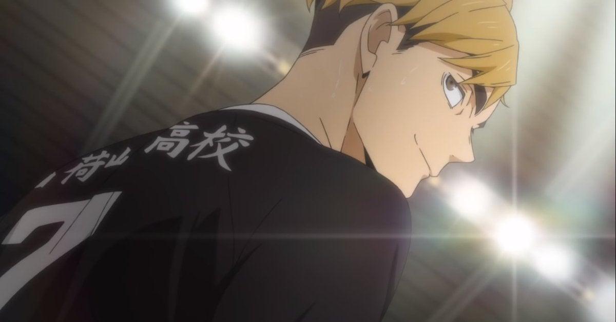Haikyuu Season 4 Atsumu Miya Anime