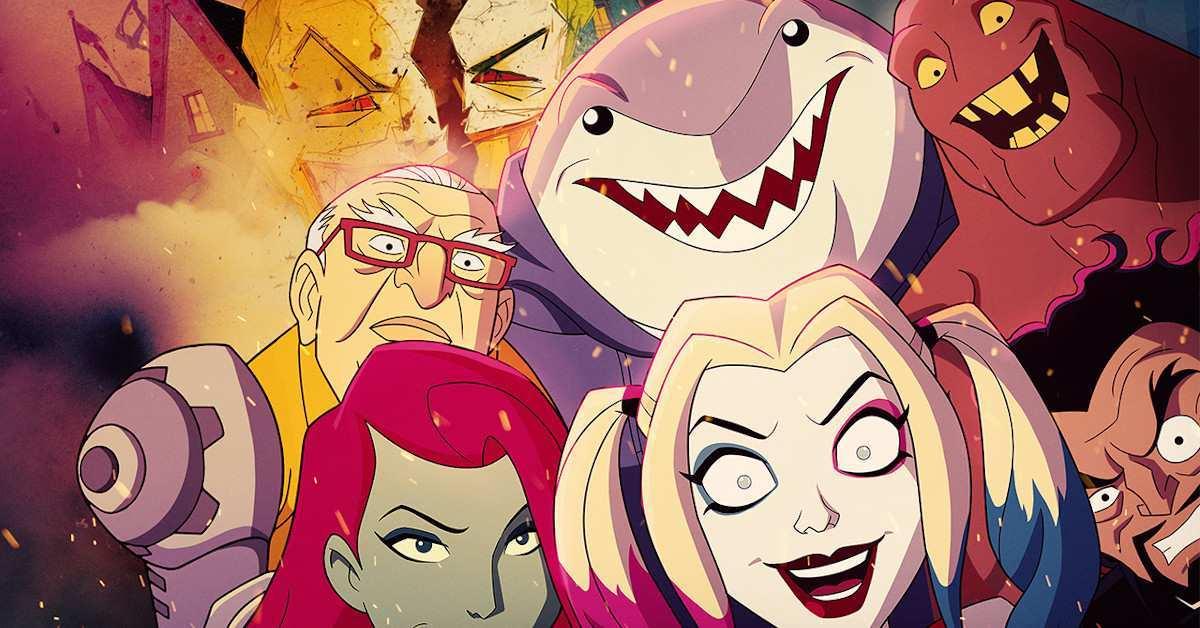 Harley Quinn Season 3 Voice Cast