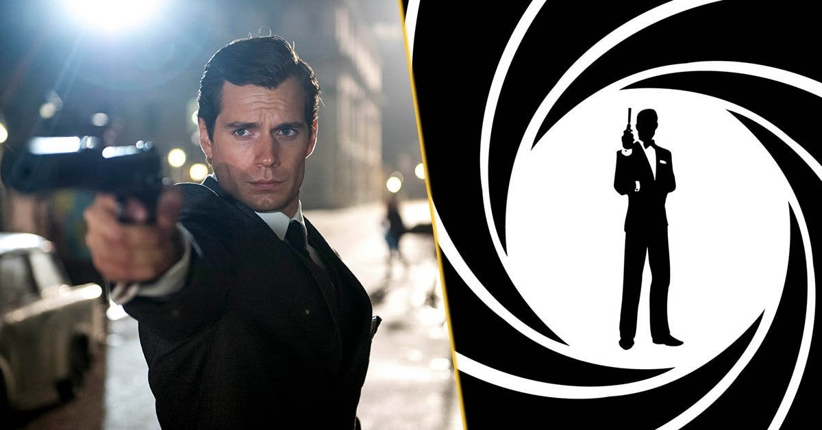 henry cavill james bond