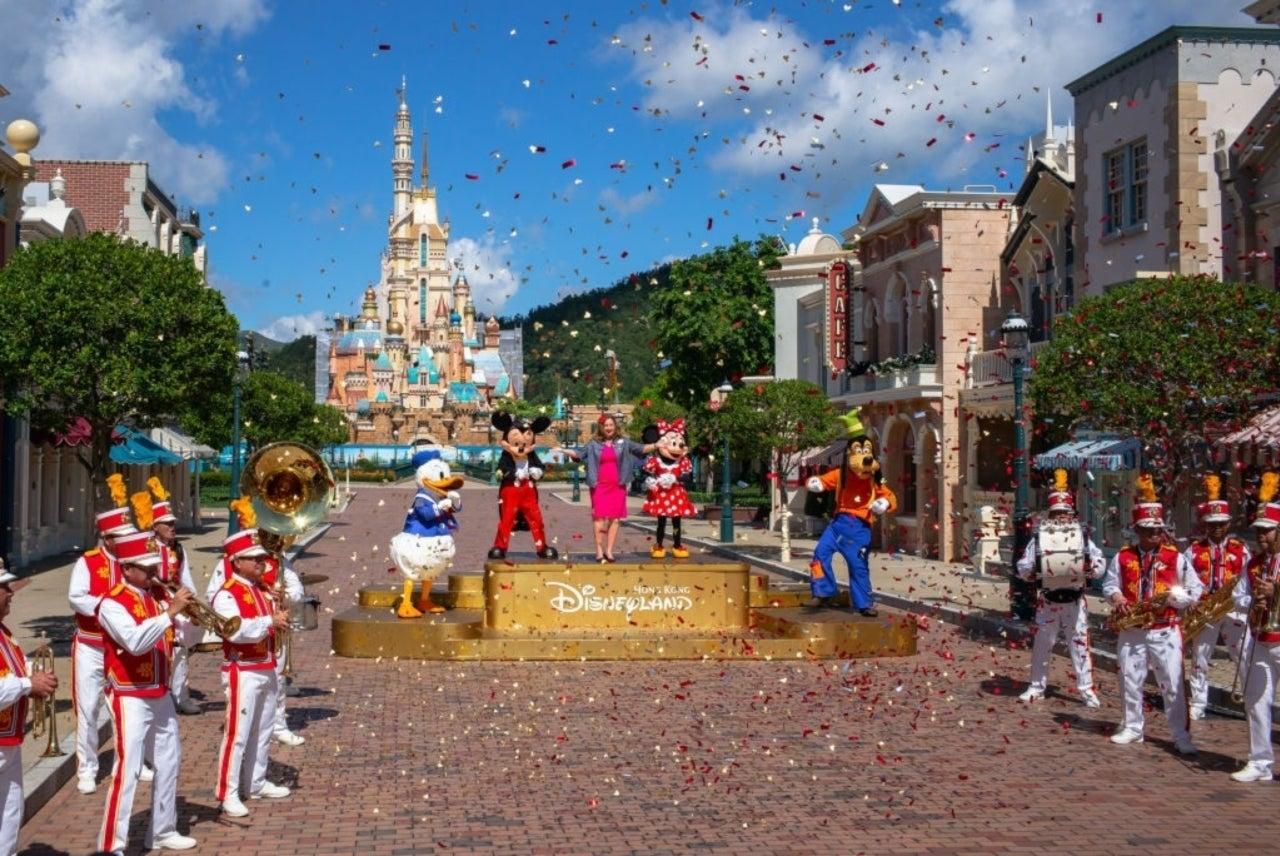 Hong Kong Disneyland Closing Again Due to Coronavirus