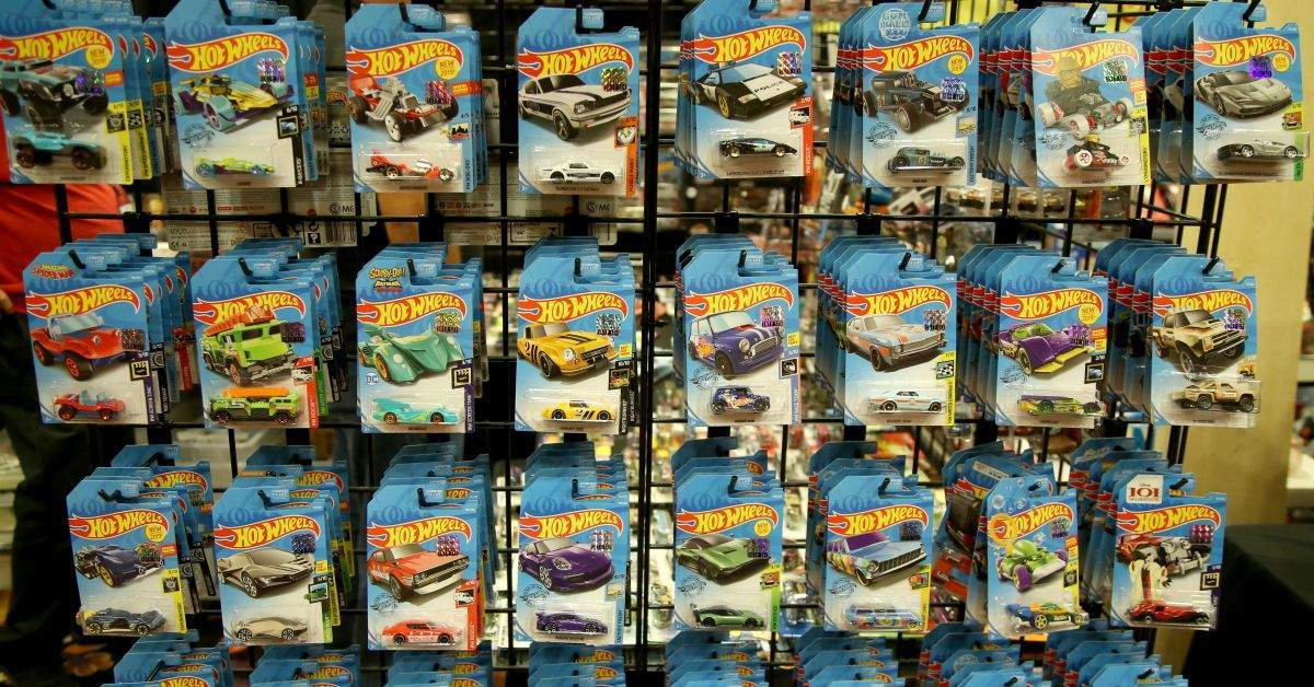 hot wheels live action movie