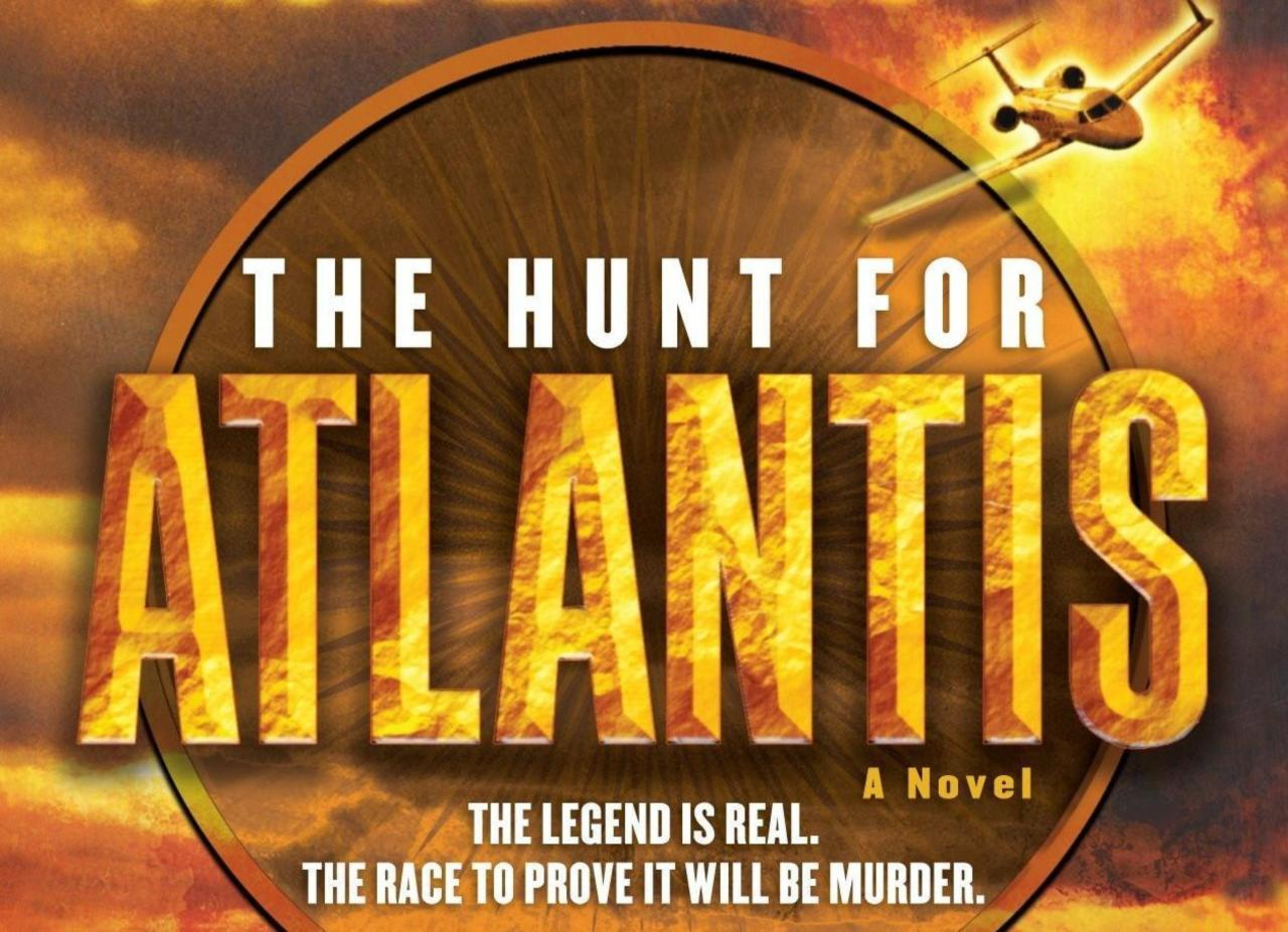 The Hunt For Atlantis In The Works At Netflix
