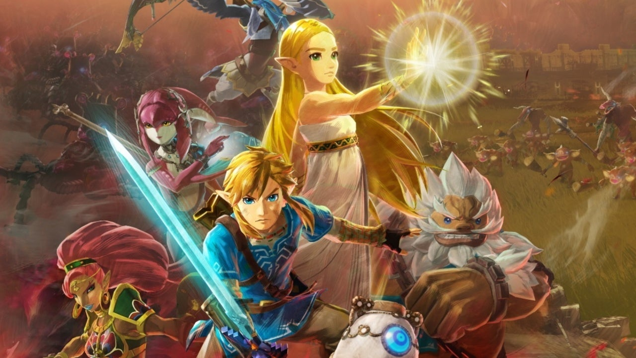 Hyrule Warriors Age Of Calamity Demo Now Available