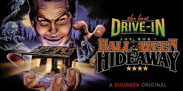 joe bob halloween special hideaway shudder
