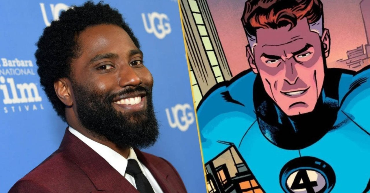 Tenet Star John David Washington Would Love to Join Fantastic Four Movie as Reed Richards - Flipboard