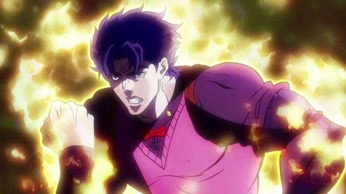 JoJo Phantom Blood 2