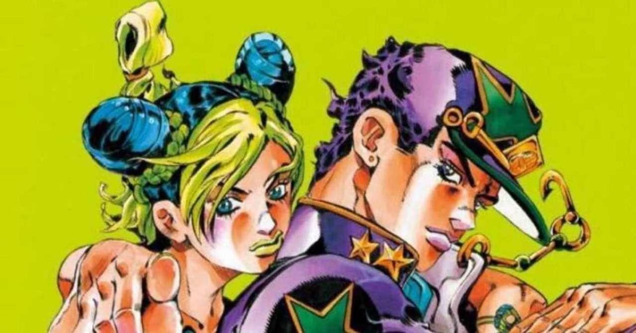 JoJo's Bizarre Adventure Part 6: Stone Ocean erhält Anime