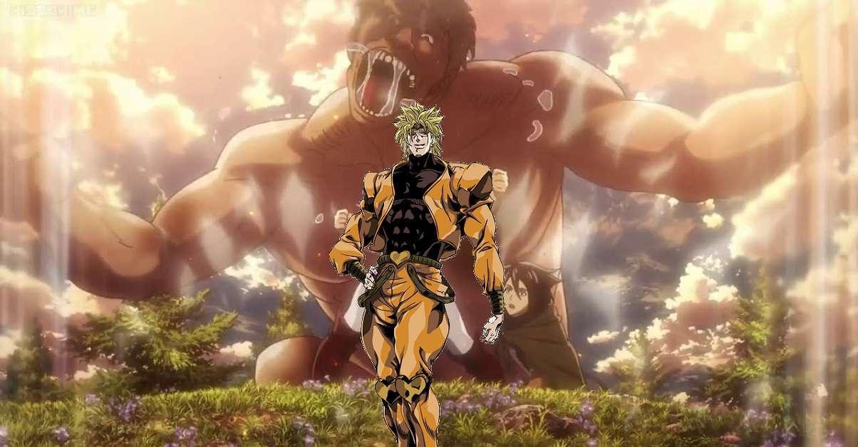 JoJos Bizarre Adventure Attack On Titan