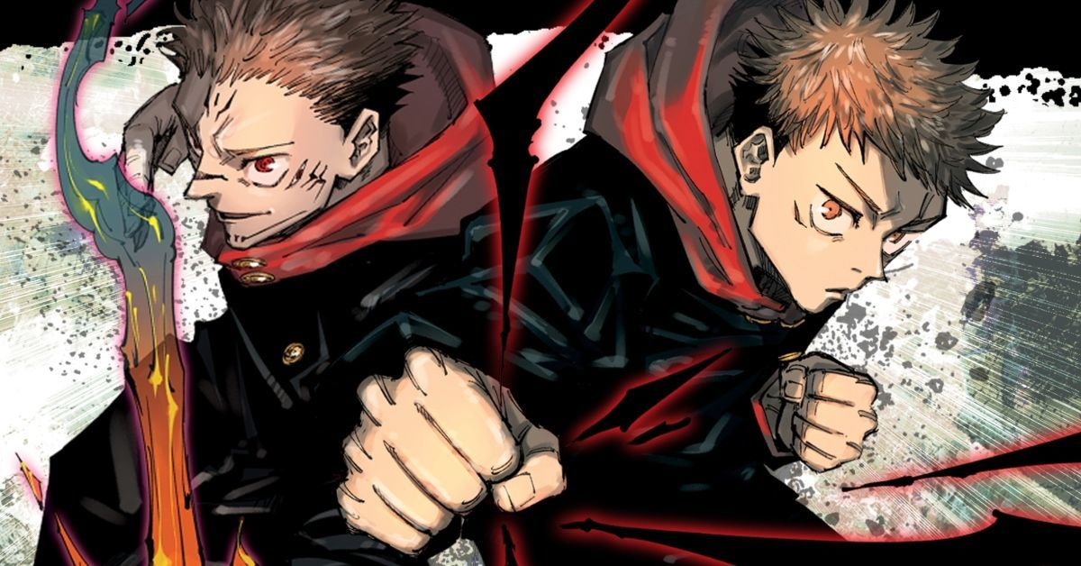 Jujutsu Kaisen Manga Gege Akutami Weekly Shonen Jump