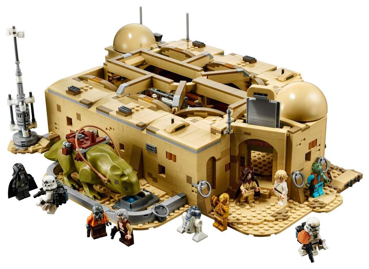 LEGO-Cantina
