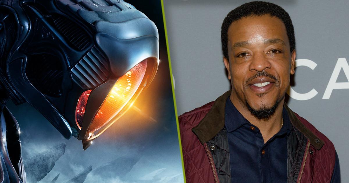 Lost in Space Russell Hornsby