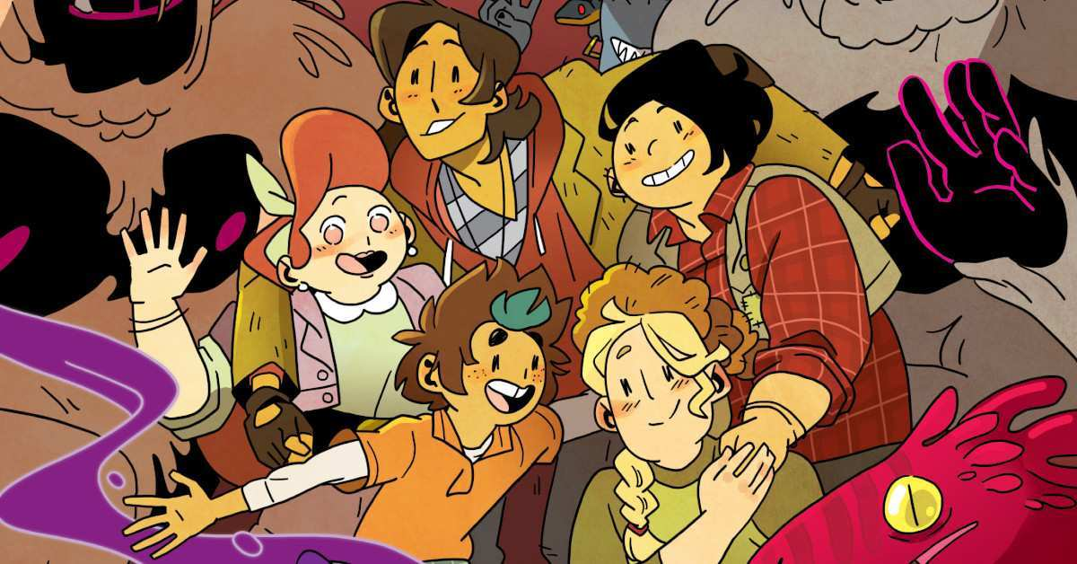 Lumberjanes End of Summer