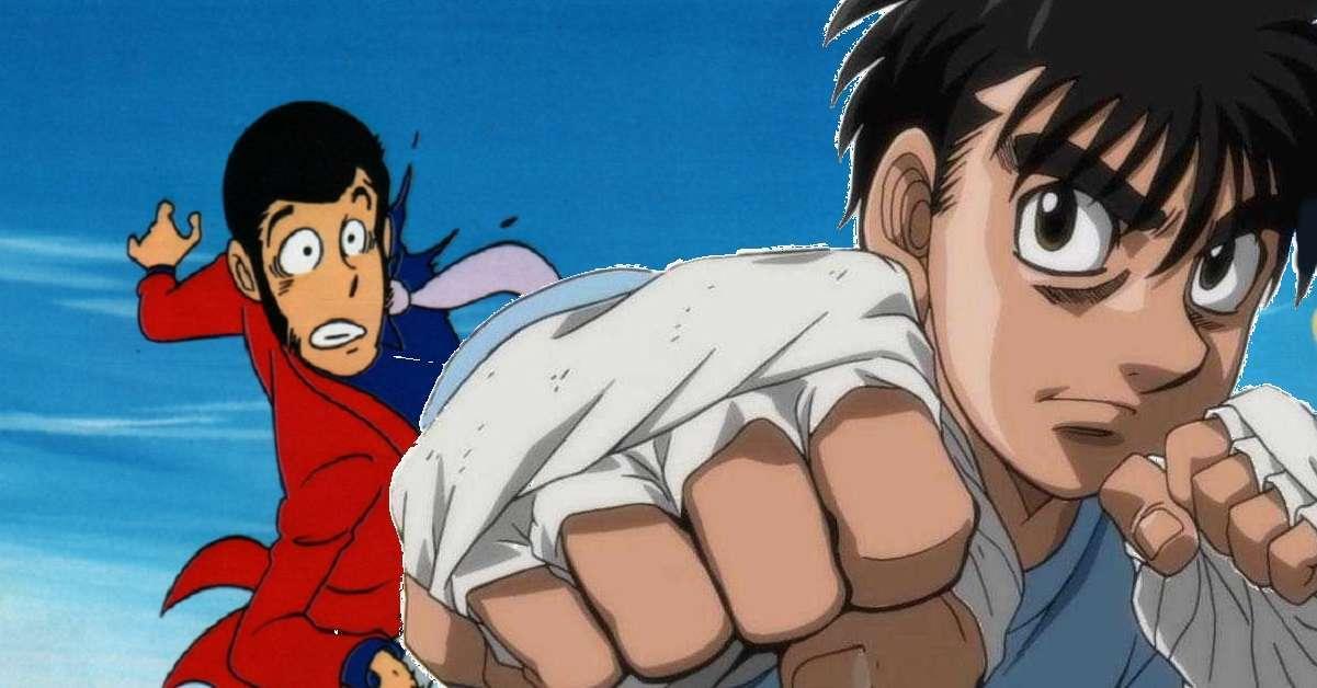 Lupin The Third Hajime No Ippo