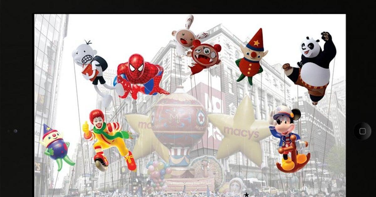 Macys Thanksgiving Day Parade Vitual Online TV 2020