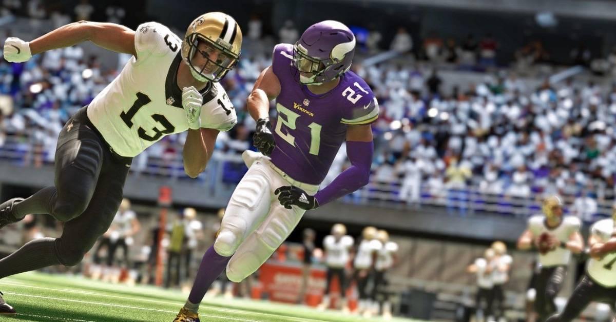 Madden 21 receiver