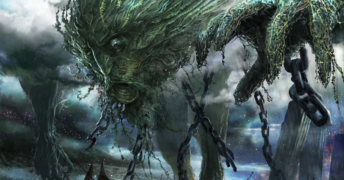 Magic the Gathering Uro Titan of Nature's Wrath Banned