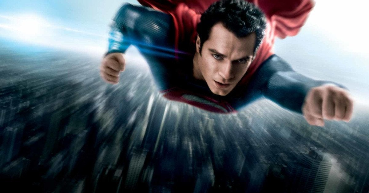 Man of Steel Sequel Henry Cavill Superman Return