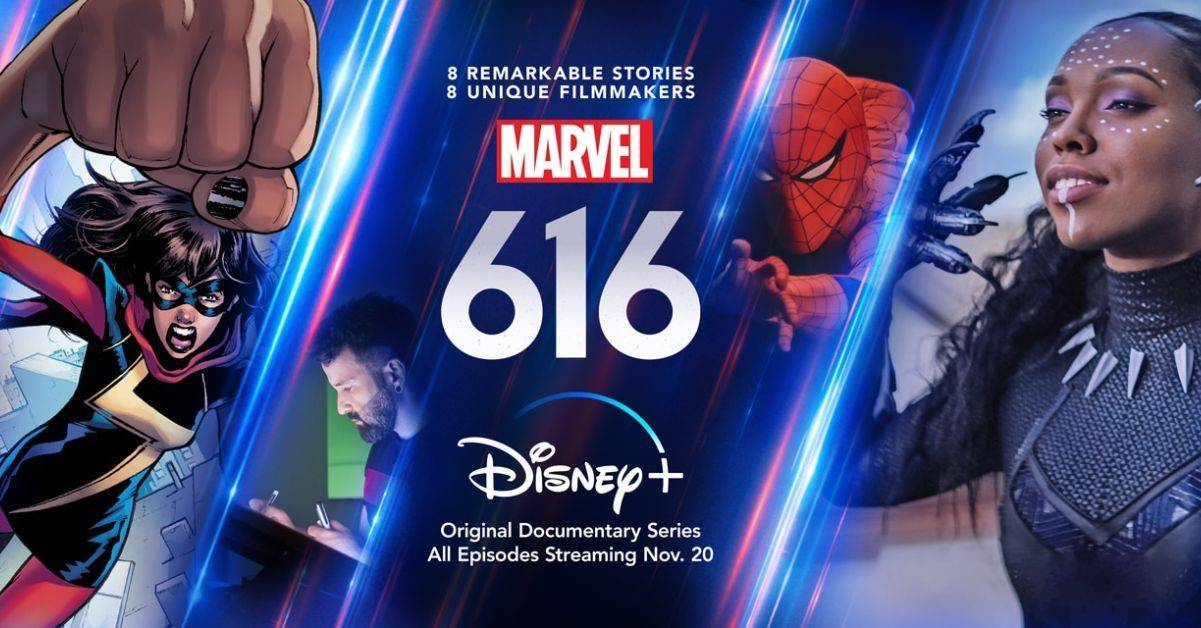 marvel 616 disney plus series