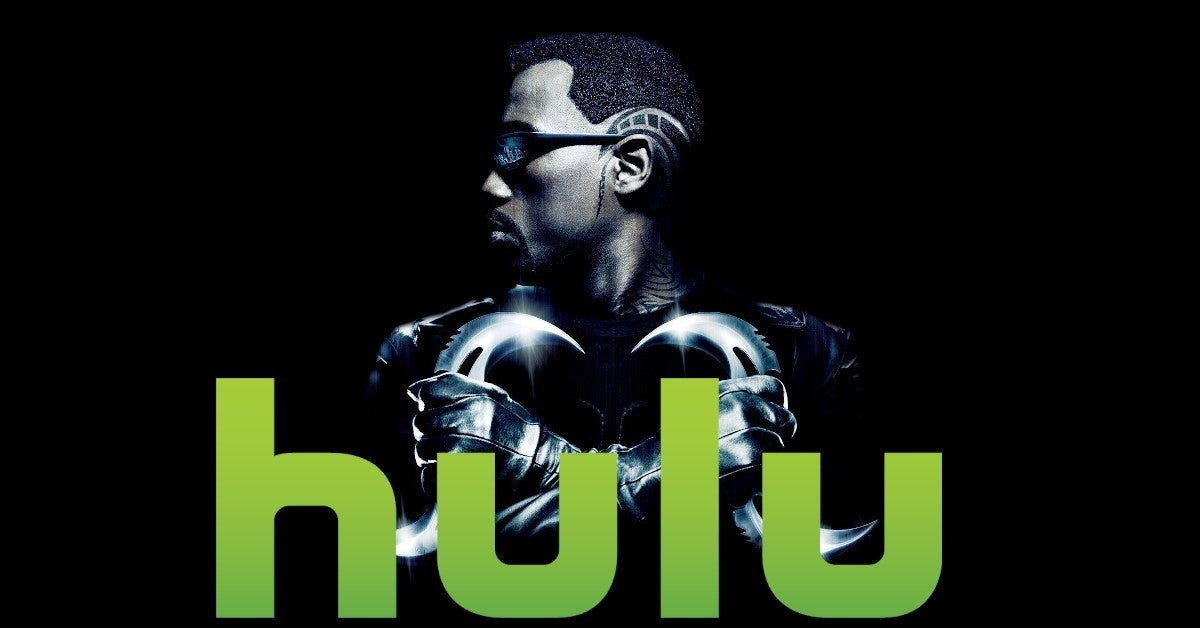 Marvel Blade Trilogy on Hulu October 2020