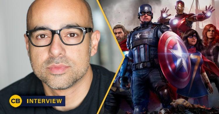 marvel's avengers bobby tahouri interview