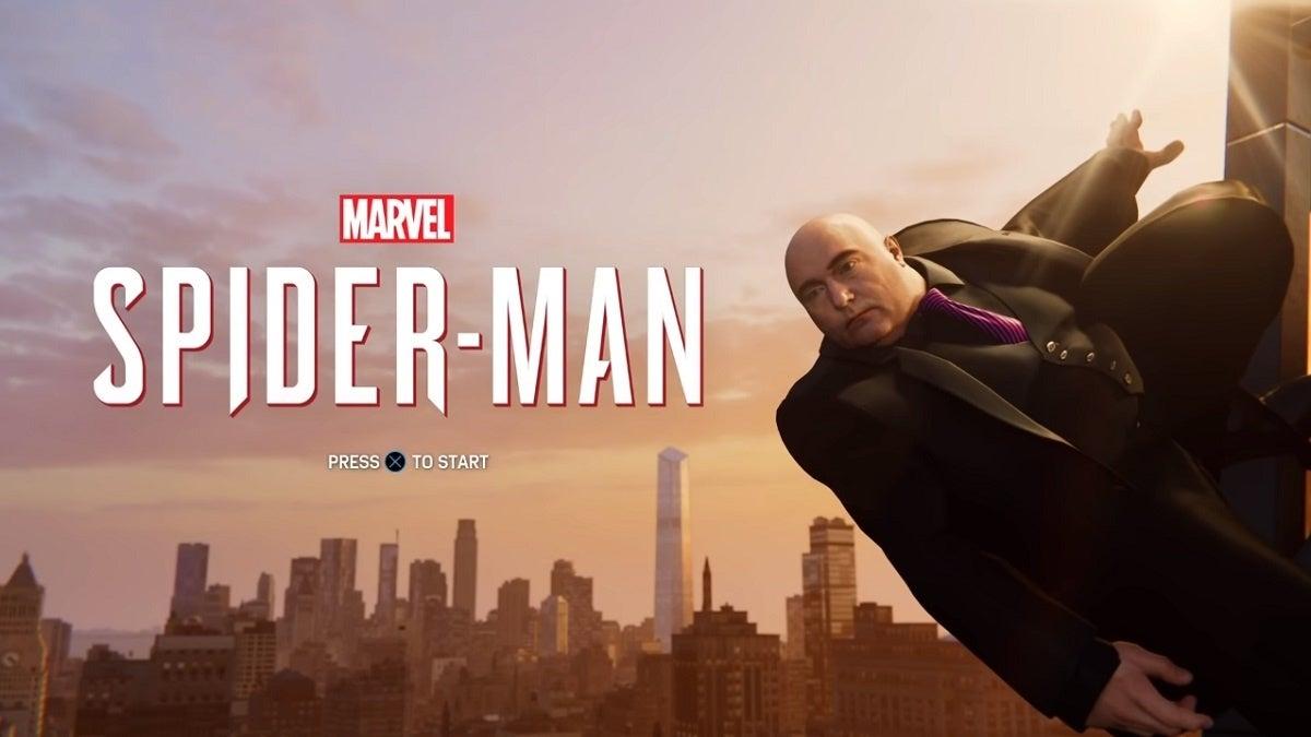 Marvel's Spider-Man Kingpin Mod