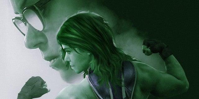 Marvel She Hulk Concept Artwork Bosslogic