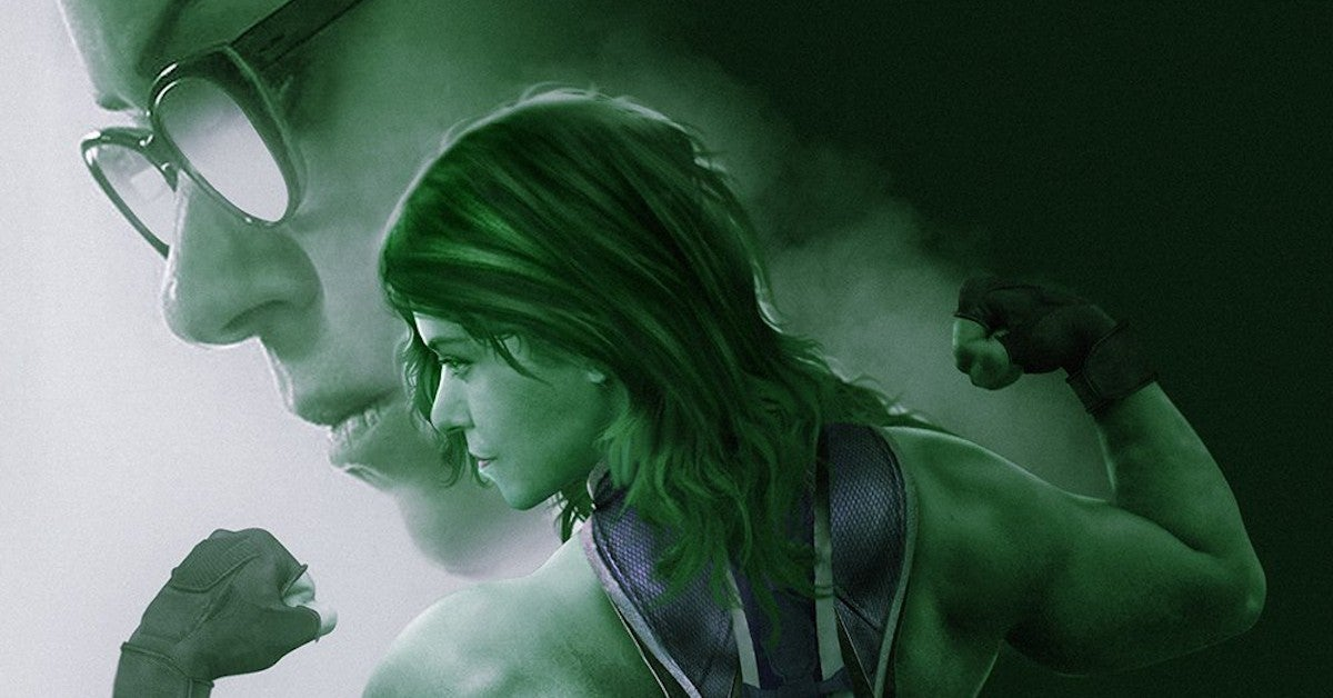 Marvel She Hulk Concept Artwork Bosslogic