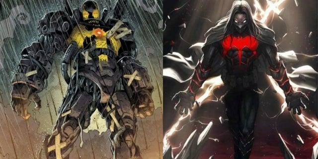 Marvel Venom Spoilers Virus Mac Gargan Codex Dylan Brock