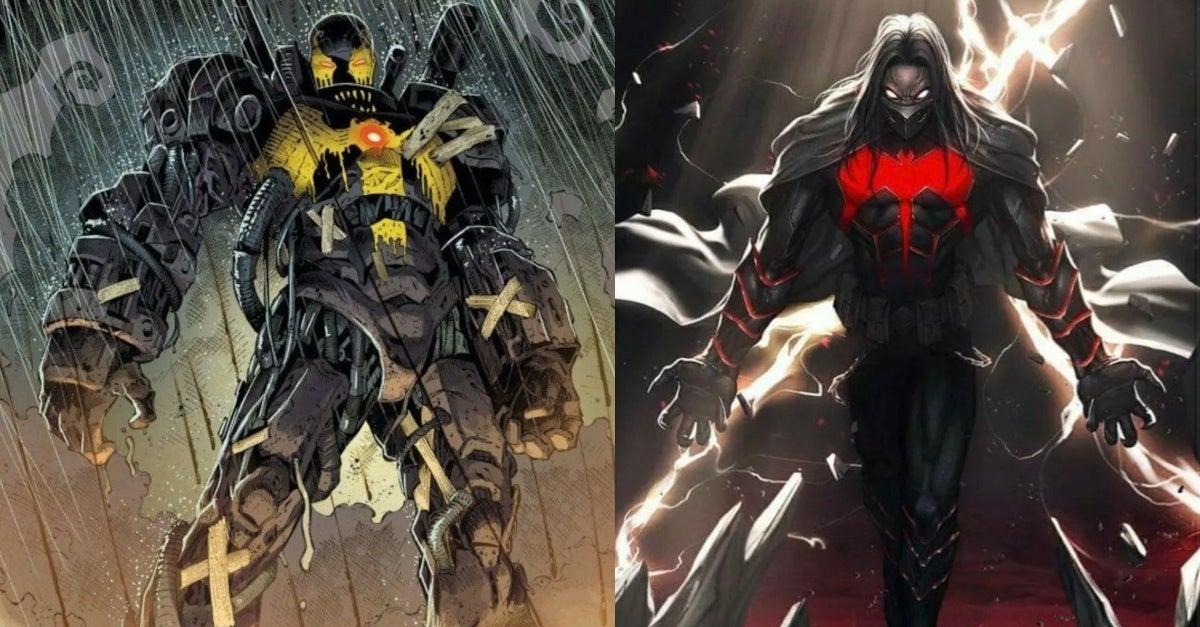 Marvel revela as verdadeiras identidades de dois grandes vilões do Venon 1